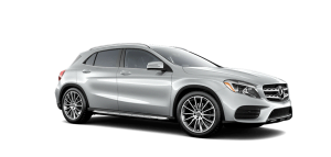 rent a mercedes CLA