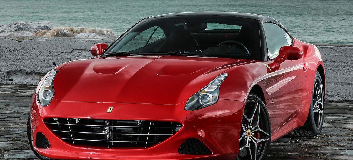 Rent A Ferrari California In Singapore Luxury Car Rental By Rglobal Car Rental Services